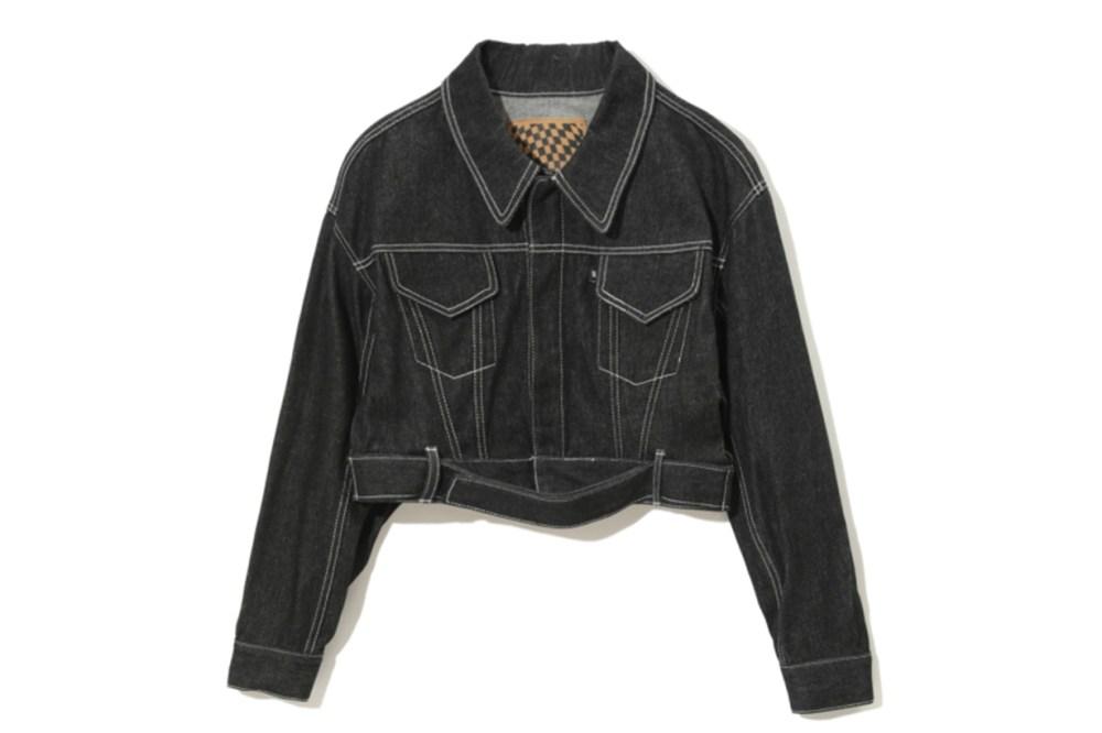 G.V.G.V. Crop Denim Jacket