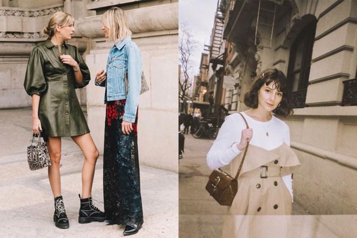 還未認識這個北歐小眾品牌?It Girls 的衣櫥已掛滿它的衣服!