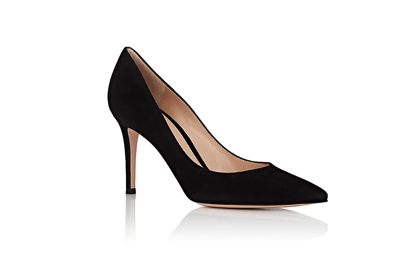 Gianvito Rossi Gianvito Suede Pumps
