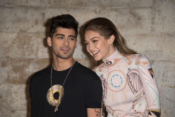 Zayn 發推文向 Gigi Hadid 示愛!粉絲:他們復合了嗎?