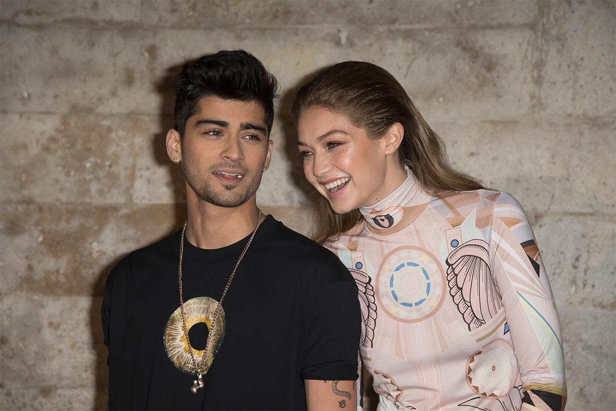 Zayn Malik Tweets Gigi Hadid and Deletes a Post Professing His Love