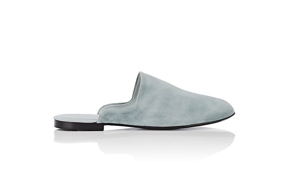 Granpa Suede Slippers
