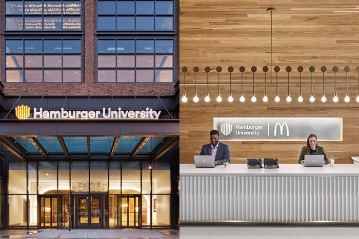 上班族的夢幻辦公室:原來「麥當勞總部」長這樣,裡面還有大學和健身中心?