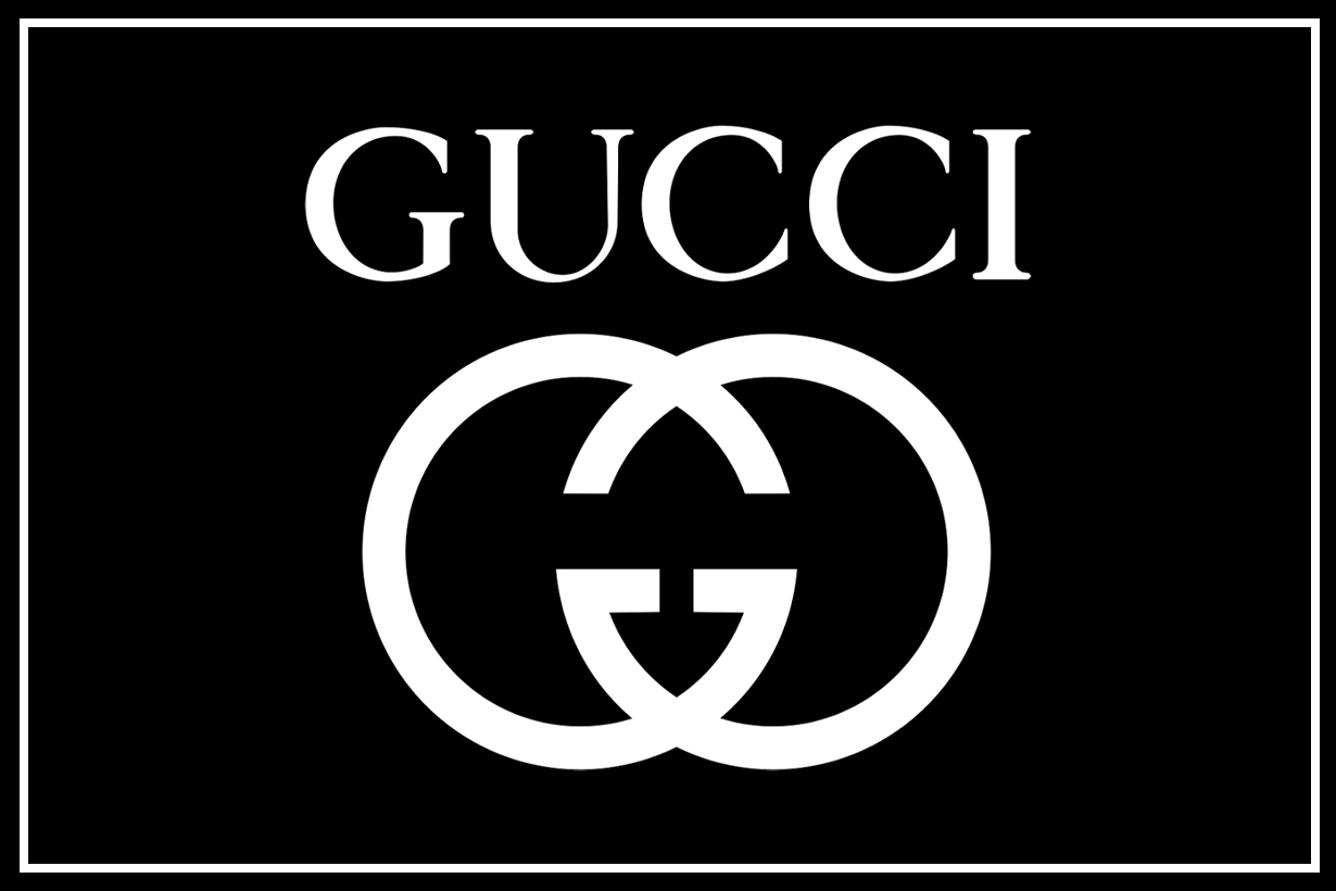 Gucci's Gold and Crystal Logo Hoop Earrings Are the Ultimate Status Symbol