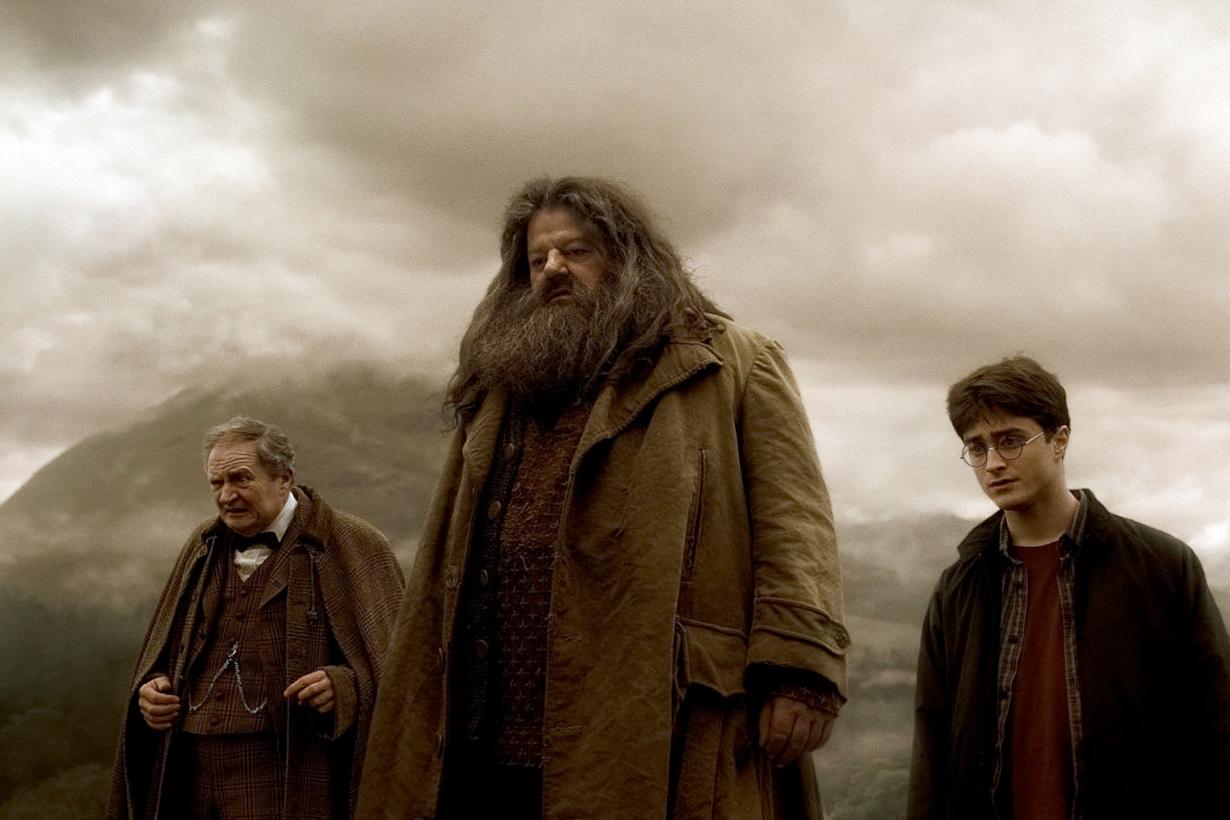 Rubeus Hagrid harry potter Robbie Coltrane surgery recently