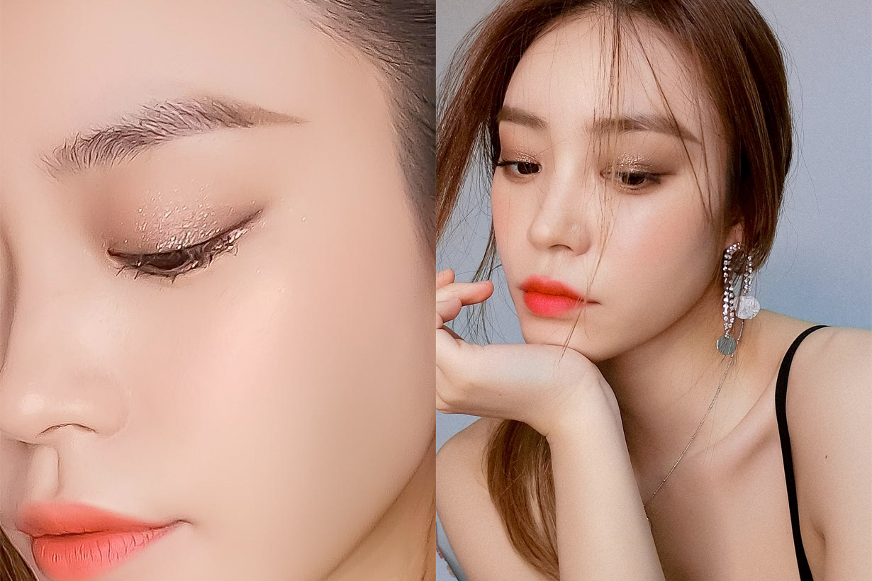 harry_bloom korean makeup blogger ig daily tutorial