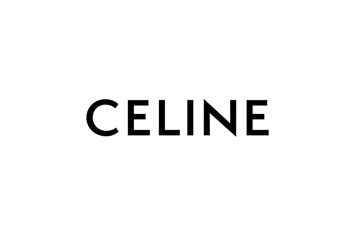 Celine Hedi Slimane new Smooth Calfskin Evening Clutch