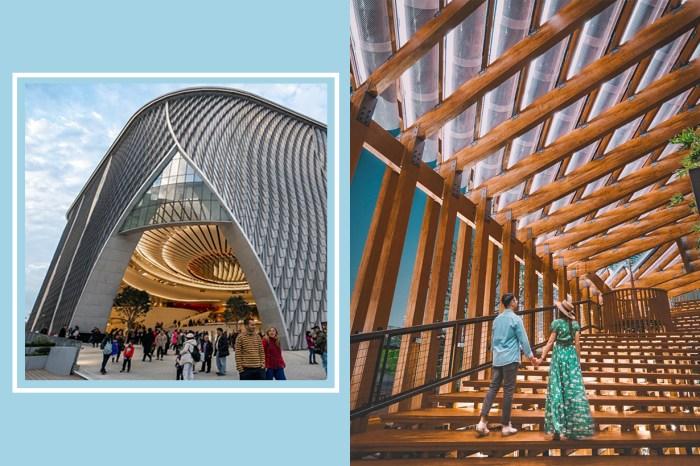 不只是打卡熱點!「戲曲中心」、「西九藝術公園」、「大館」嶄新地標展現出本地高水平的藝術氣息