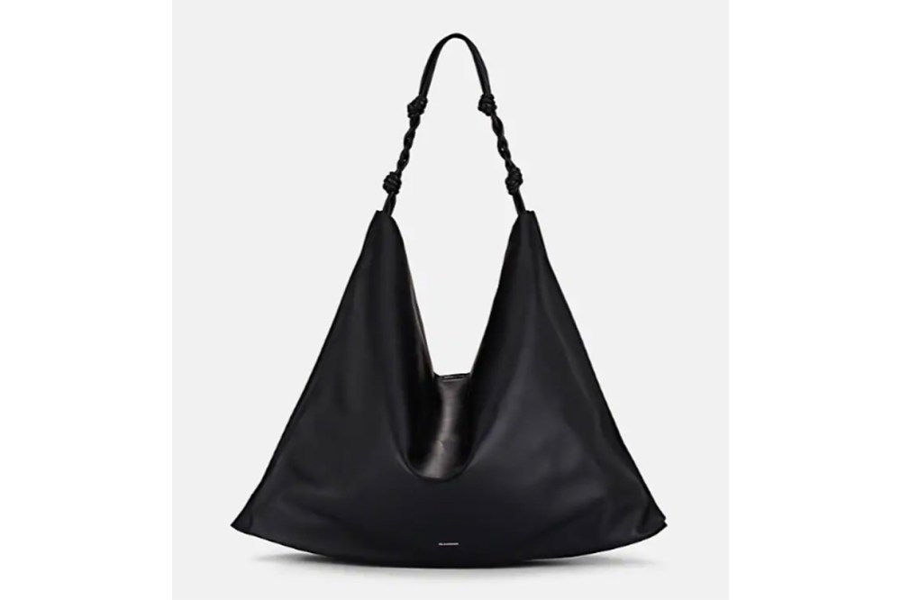 jil sander hobo bag