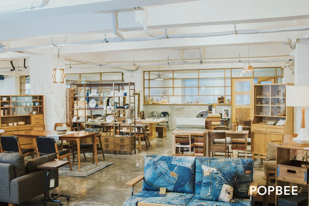 HOW kwun tong living space Japanese furniture