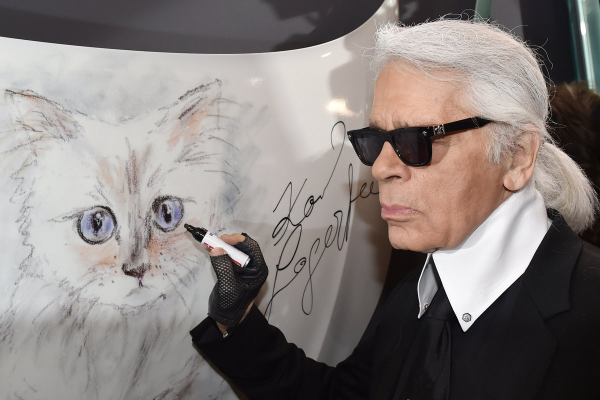 Karl Lagerfeld's Cat Choupette won't get his Fortune