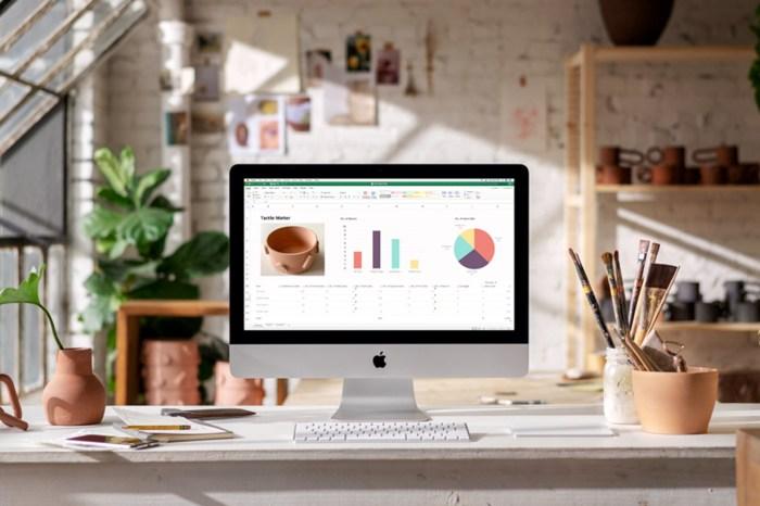 Apple 持續無預警上架新品中:iMac 系統大升級,價格卻和舊版一樣!