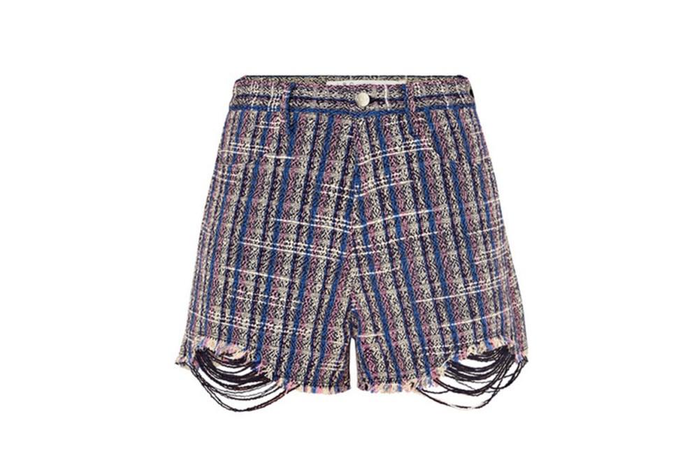 IRO Hearty Tweed Shorts