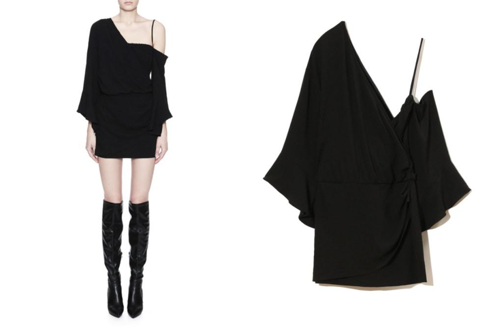 IRO Wings Cold-Shoulder Dress