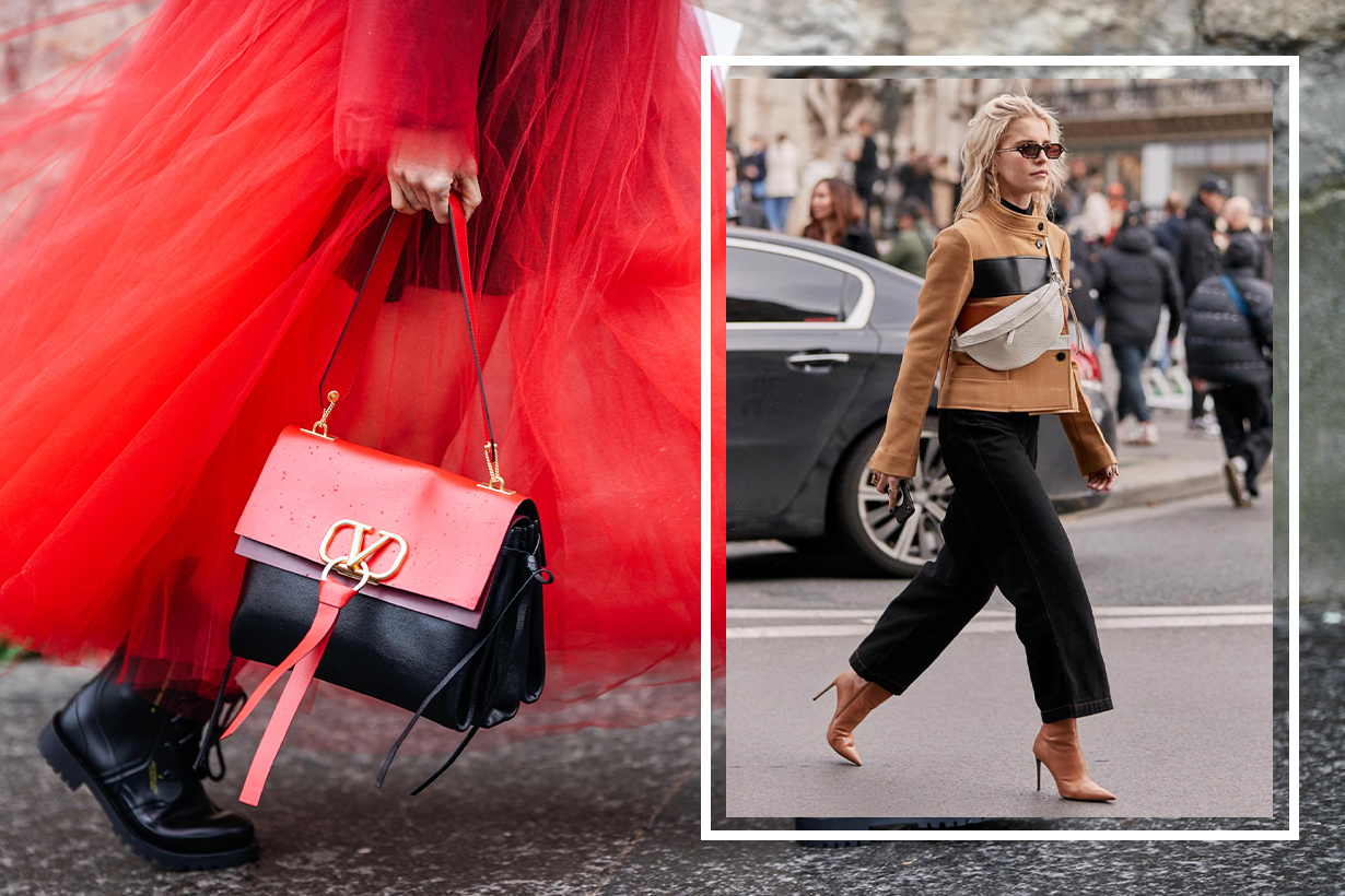 4 different styles of it bags you can never miss