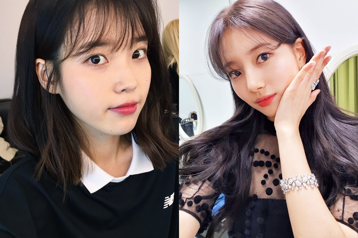 IU Lee Ji Eun dlwlrma Suzy Bae Su Ji Kim Ji Won KimTae Hee successor Korean Drama Script invitation K Pop Korean Idols celebrities actresses