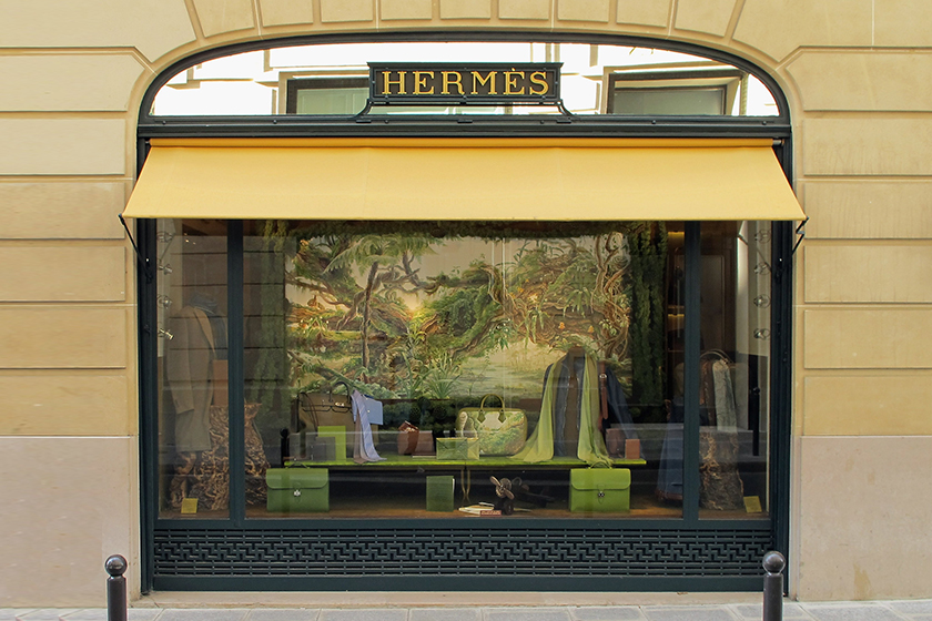 Hermès will launch beauty line in 2020