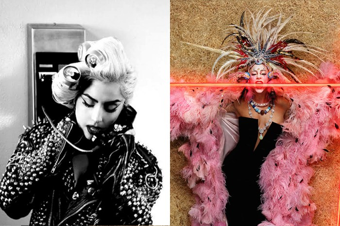 從奇裝異服到角逐影后!Lady Gaga 最新封面彷彿宣告:「我的世界,自己主宰!」