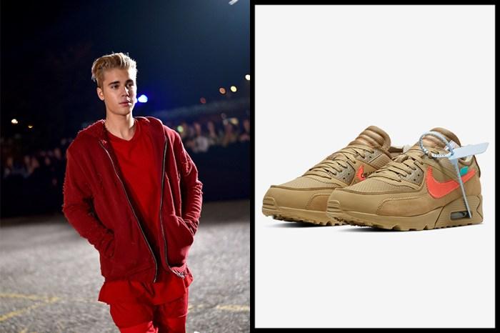 時尚惹的禍:Off-White 波鞋「標籤沒拆」,讓 Justin Bieber 被警察誤會是小偷!