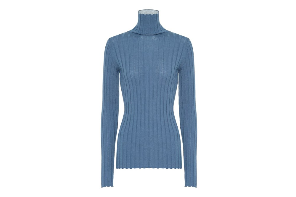 Petar Petrov Karen Turtleneck Wool Sweater
