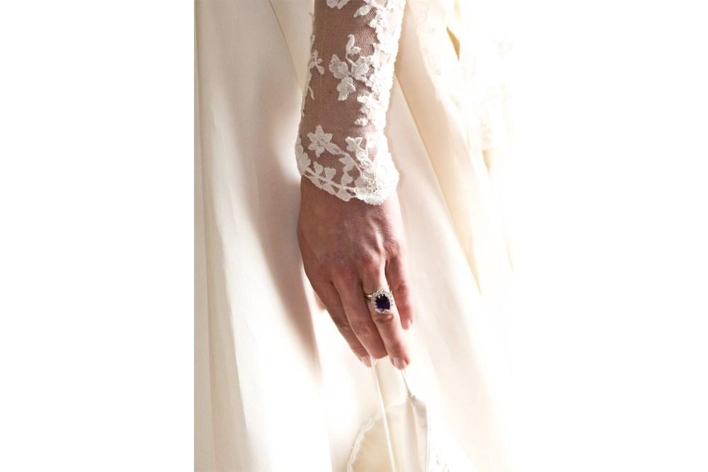 Kate Middleton Engagement Ring Princess Diana