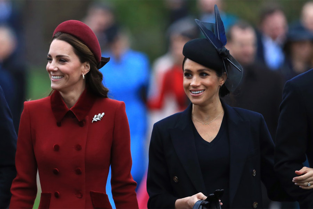 Kate Middleton & Meghan Markle's Engagement Rings Are So Different