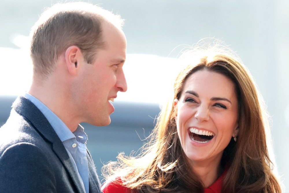 Kate Middleton Prince William Love Story Laughing