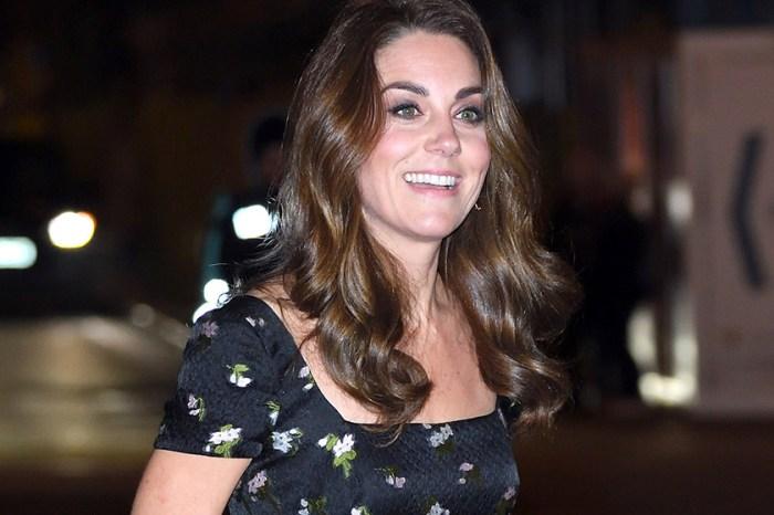 王妃舊衣新穿:凱特將兩年前穿過的裙子這樣改裝,被大讚環保又有創意!