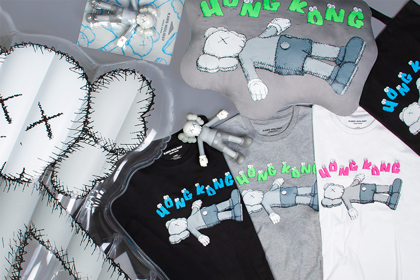 kaws holiday-hong-kong PRODUCT
