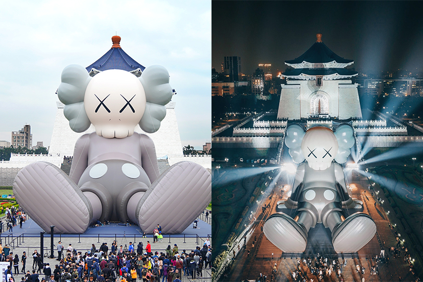 KAWS-HOLIDAY-taipei