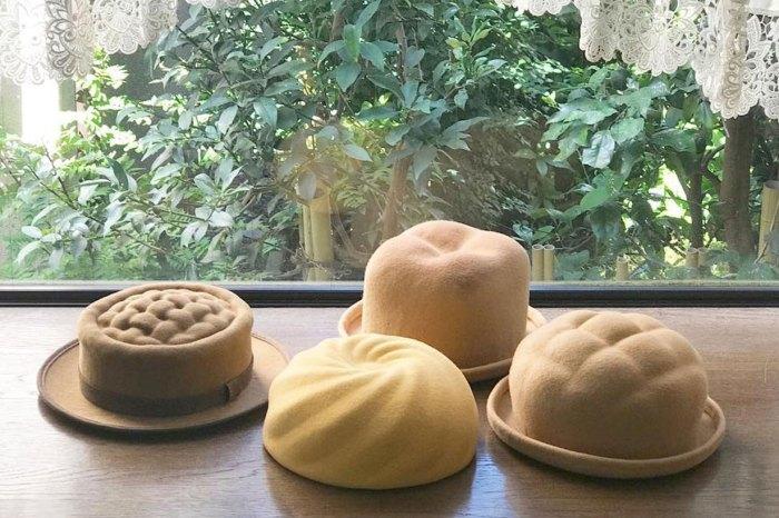 是麵包還是帽子?日本職人製作「包子帽」因太可愛而爆紅