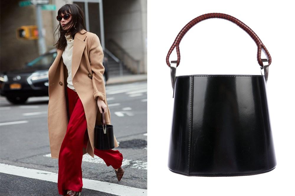 Kenzo Pagodon Bucket Bag