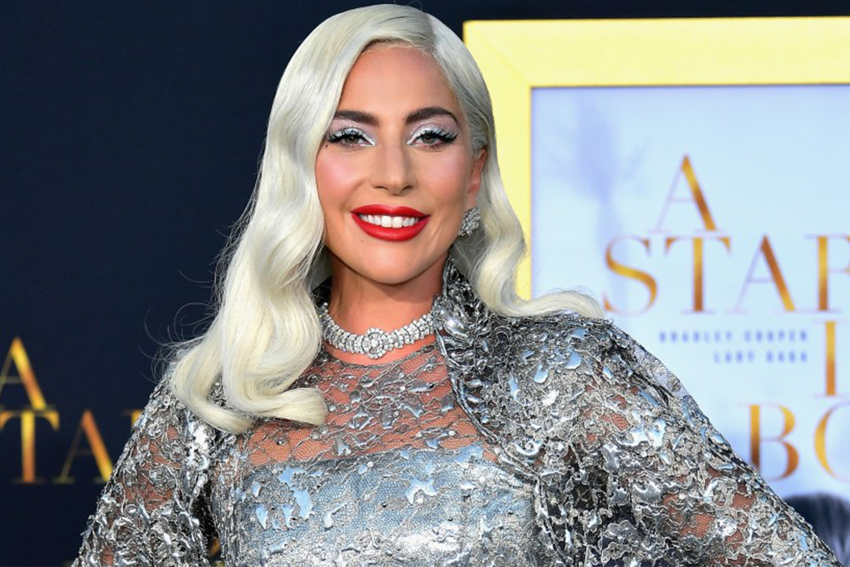 Lady Gaga dismisses pregnancy rumours in the best way