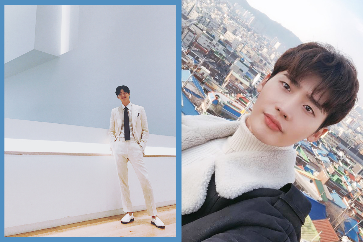 Lee Jong Suk Korean Actors Romance Is a Bonus Book The Hymn of Death Doctor Stranger I Can Hear Your Voice Pinocchio Korean Drama Korean Idols celebrities military services