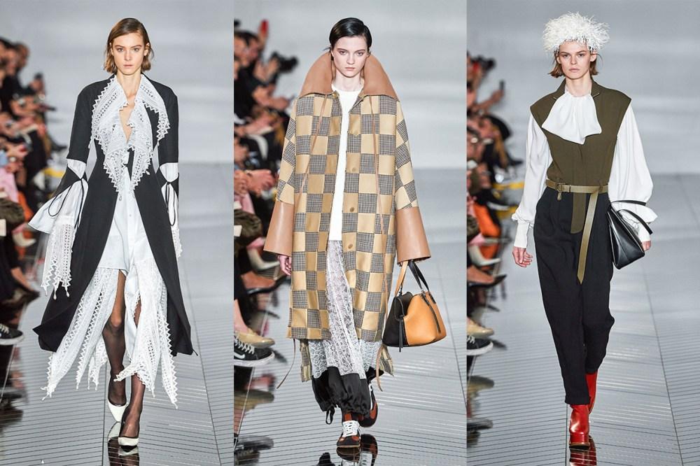 Loewe 2019 Fall Jonathan Anderson Paris Fashion Week