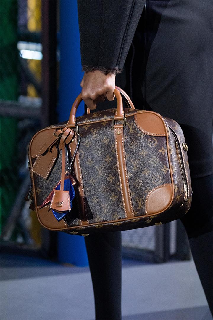 Louis Vuitton Fall 2019 Nicolas Ghesquière Runway Details