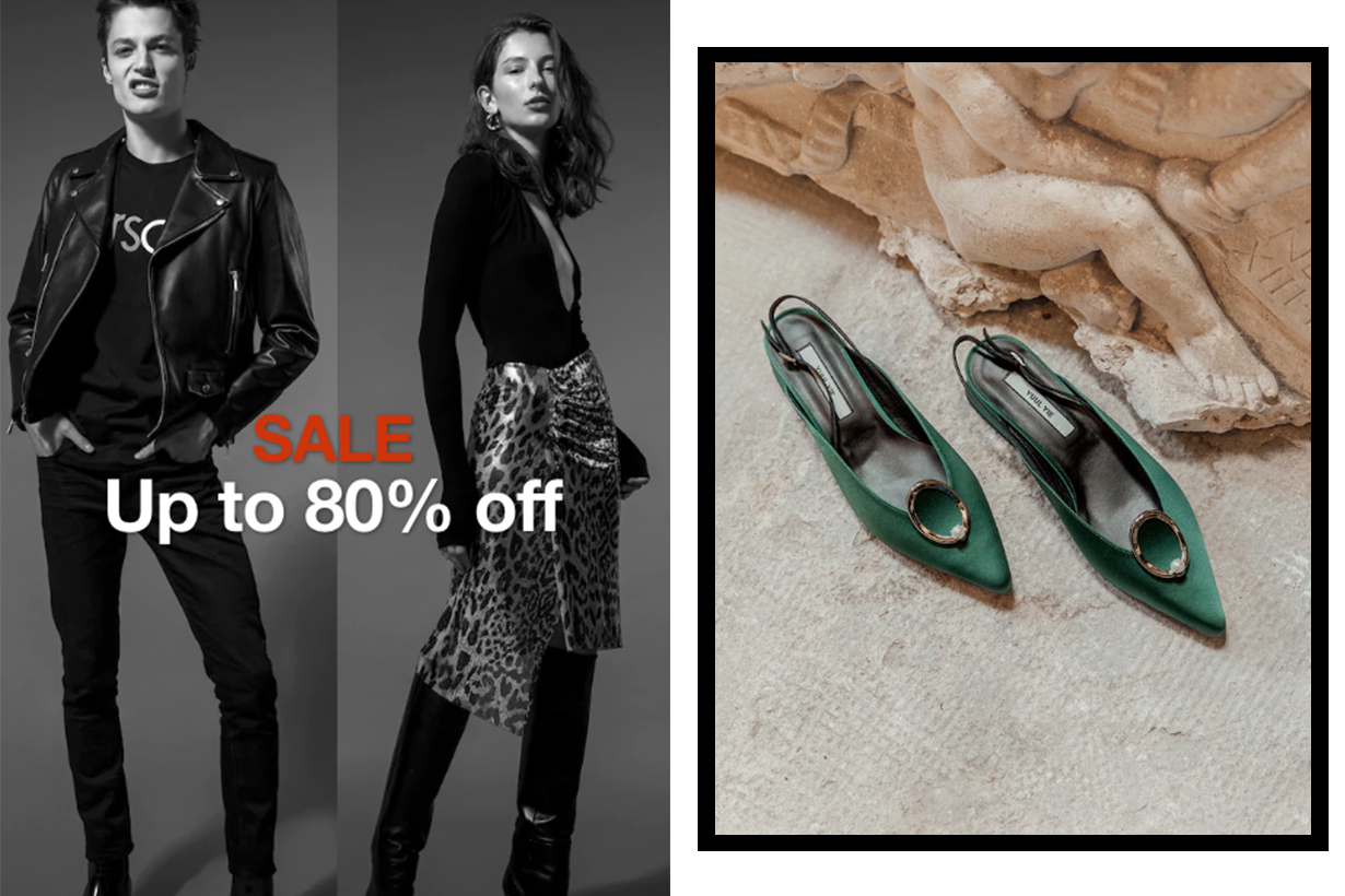 LuisaViaRoma Big Sale Up To 80% Off