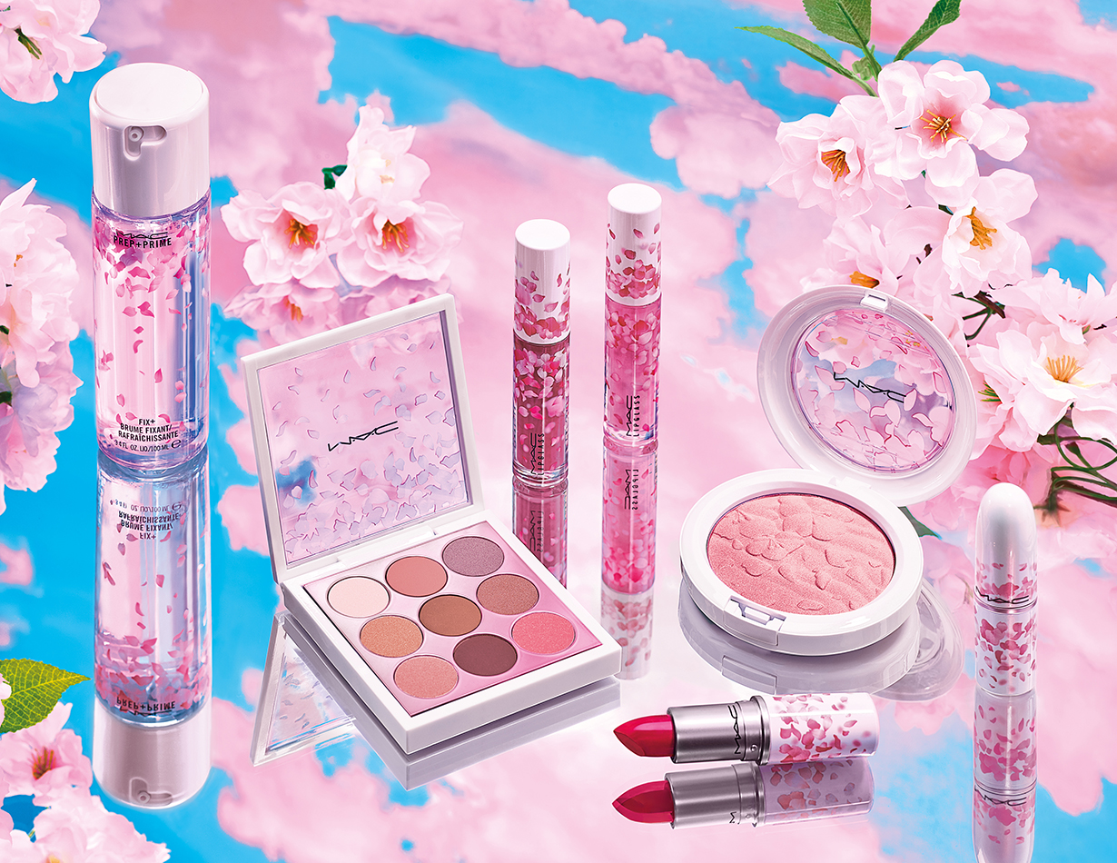 Mac BoomBoomBloom Spring Make up