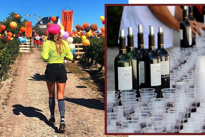 法國「最歎馬拉松」!邊喝紅酒邊跑步、還要你盛裝打扮!