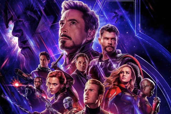 《Avengers: Endgame》最終片長被爆,網民:「足足可看兩部電影呢!」