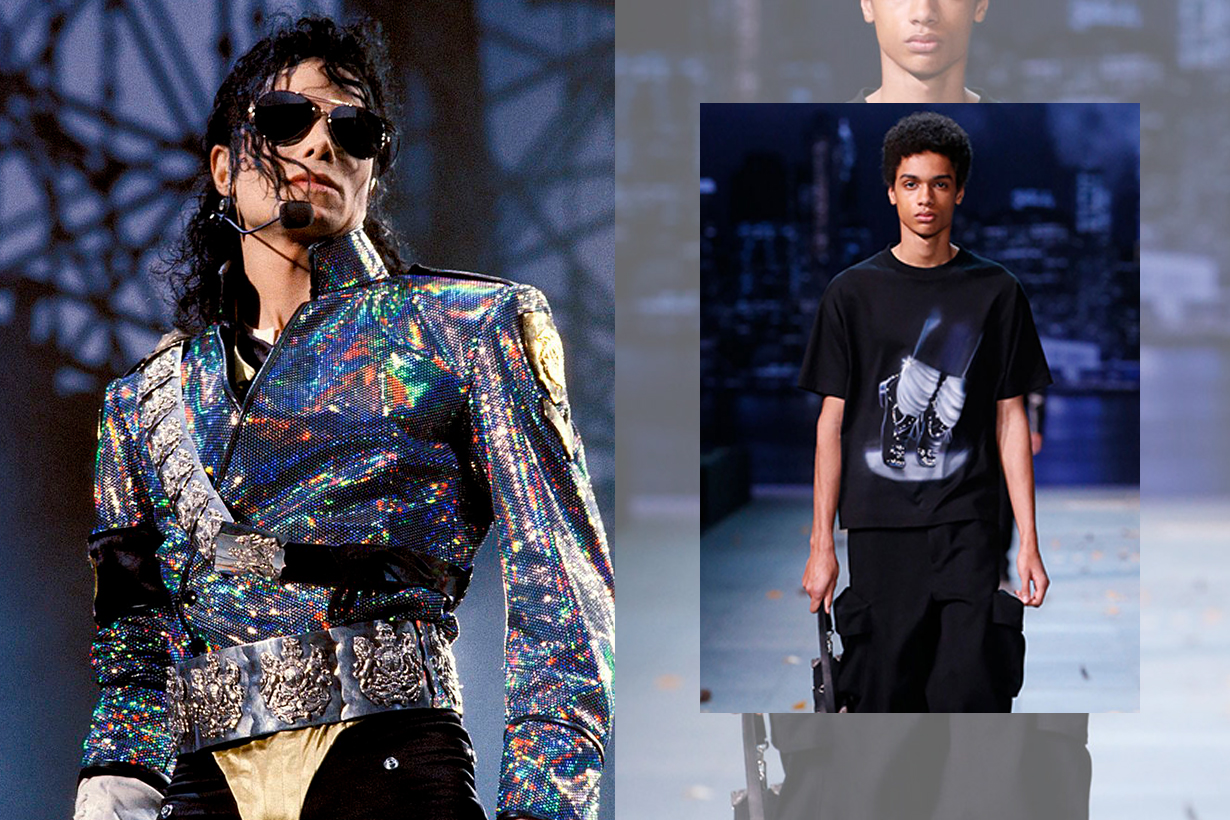 Louis Vuitton will pull all michael jacksons pieces from its fall menswear collection