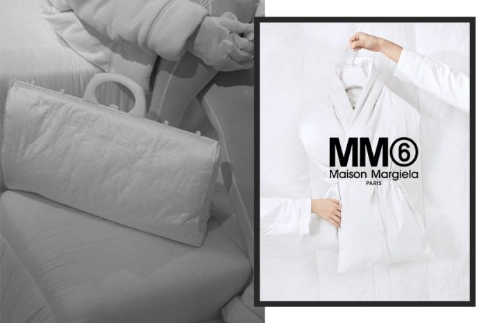 潔白無瑕的魅力:MM6 Maison Margiela 推出全白系列,貫徹實驗性風格!