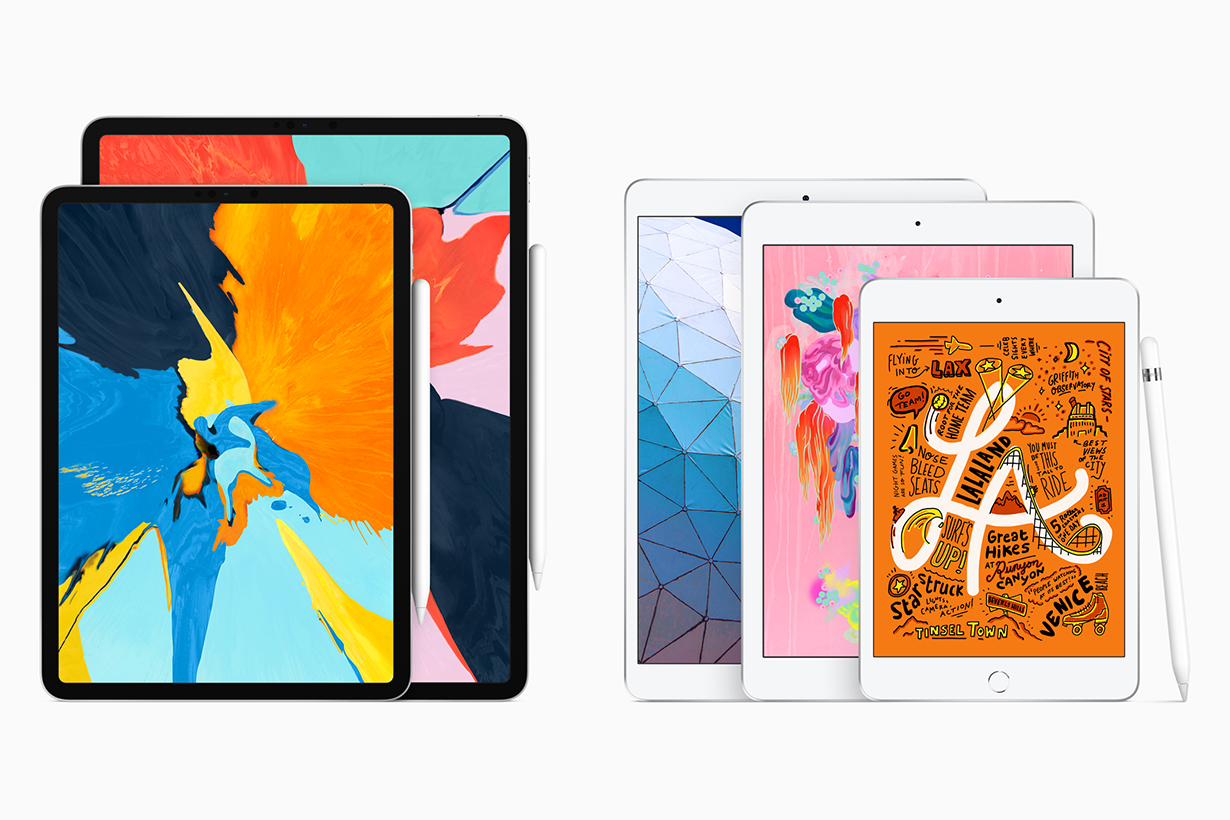 apple is launching ipad air and ipad mini