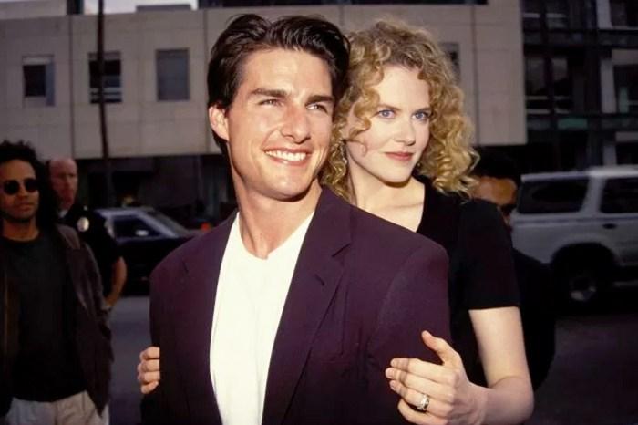 離婚後不相往來,Tom 甚至因為這原因禁止 Nicole 參加兒子的婚禮!