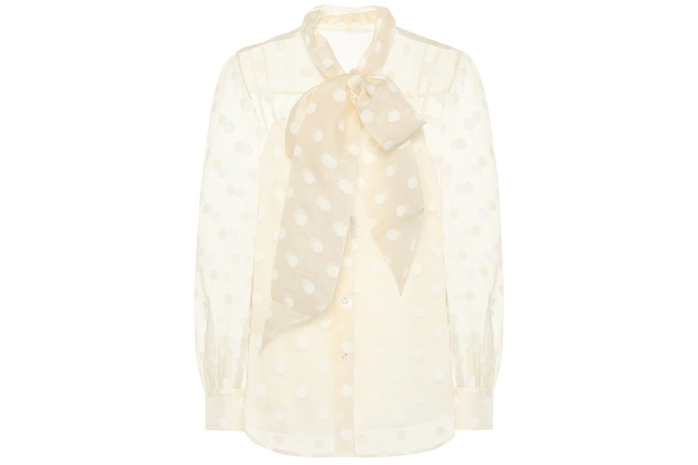 marc jacobs organza