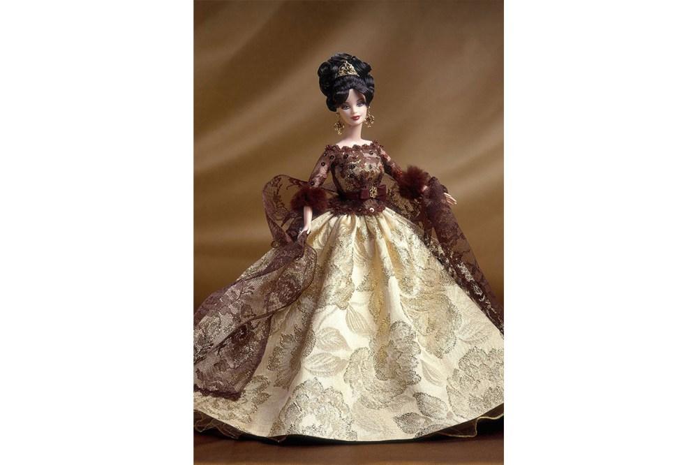 Oscar de la Renta Barbie 1998