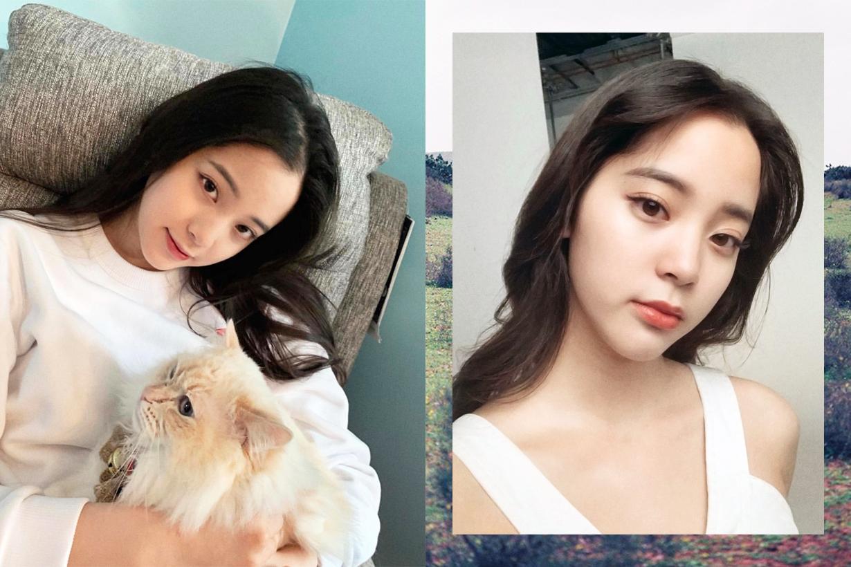 Ou Yang Nana nanaouyang Bobbi Brown Crushed Lip Colour Ruby Daily lipstick colour dried rose celebrities makeup cosmetics xiao hong shu