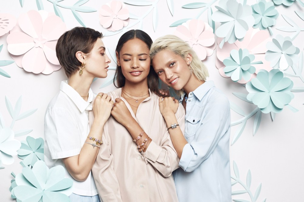 pandora ariel lin jewelry 2019 spring new