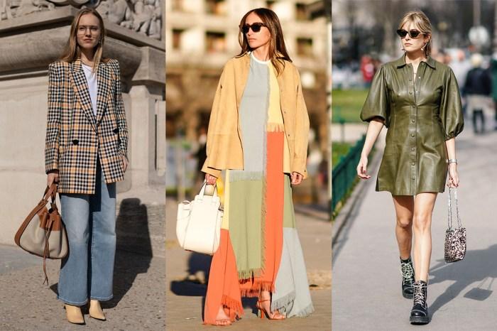 #PFW:穿出巴黎風格的秘訣,街拍女生的優雅、低調配色就是關鍵!