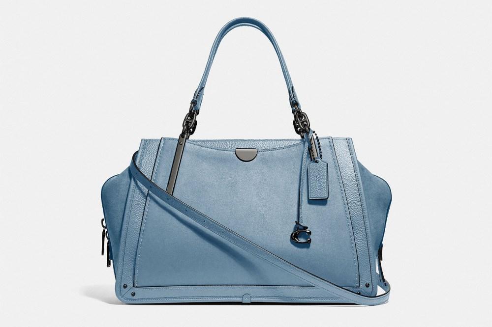 coach pastel bag